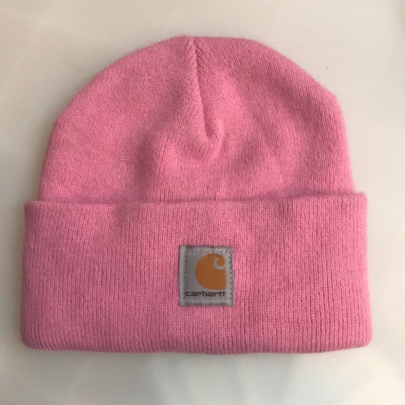 Carhartt Other - Child youth pink carhartt beanie acd0a058da3c